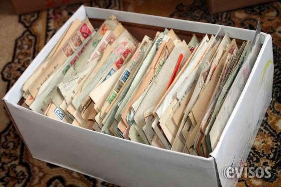 Fotos de Compro sellos de todo el mundo, cartas, colecciones 5