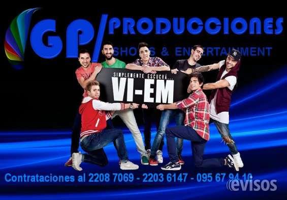 Contrataciones vi em uruguay contratar a grupo vi-em uruguay contacto viem contratar a vi-em vi em