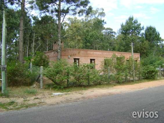 200 m2 construidos en 2050 m2 terreno con potencial para restaurante o hostel, zona bosque