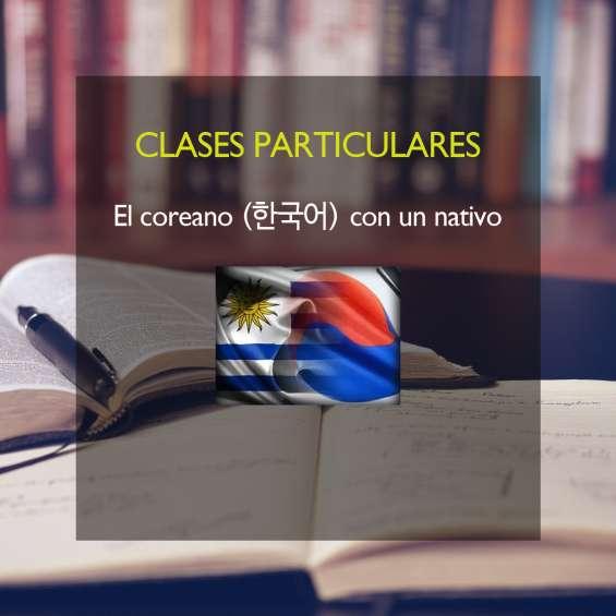 Aprende coreano con un nativo
