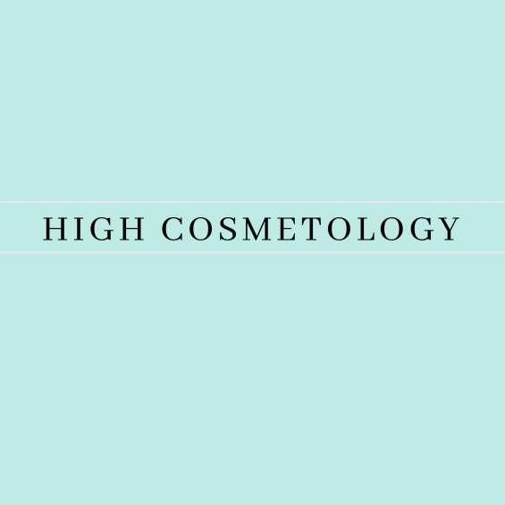 High cosmetology unisex