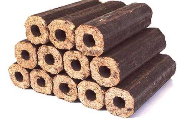 Briquetas eucalipto especial para estufas ecológicas y tradicionales a leña.