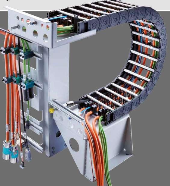 Cadenas portacables - kabel igus
