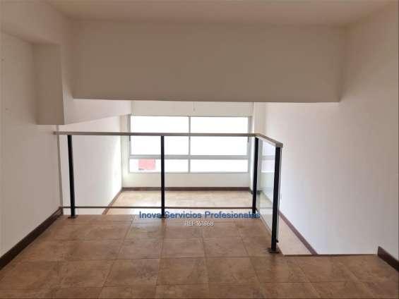 Alquiler apartamento cordón - monoambiente